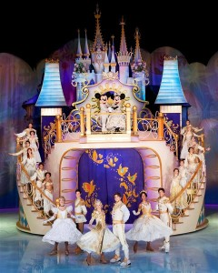 Dare to Dream with Disney this Christmas.