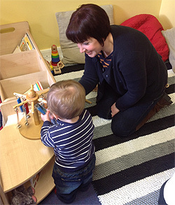 New Early Years Hub for young disabled children launched in Mid Sussex