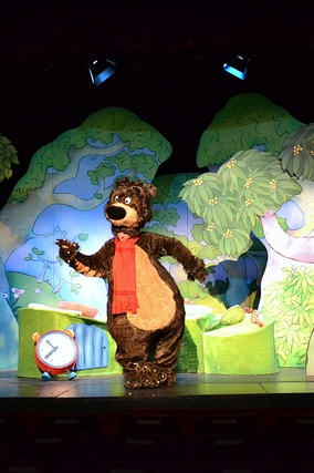 Beloved Bear Searches for the Perfect Hug in Worthing.