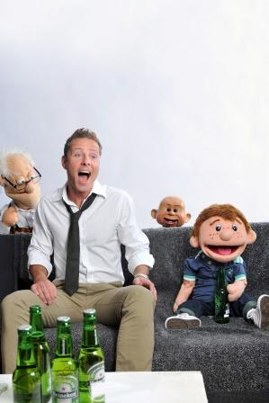Puppet Master Returns with a Brand New UK Tour
