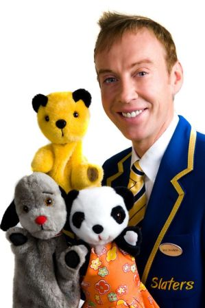 Magic, Music and Mess with Sooty in Worthing