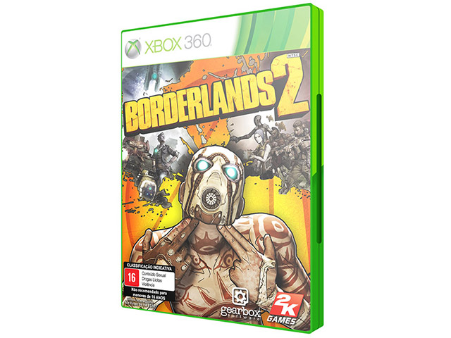 The Big Sussex Games Deal of the Week: Borderlands 2 for Just £18.99