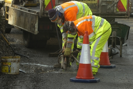 Another 95 Better Roads prepared and repaired in West Sussex