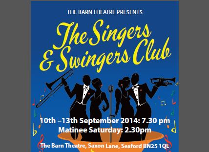 Swingtime at the Barn Theatre