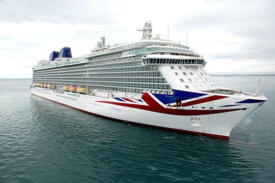 Britannia – P&O Cruises
