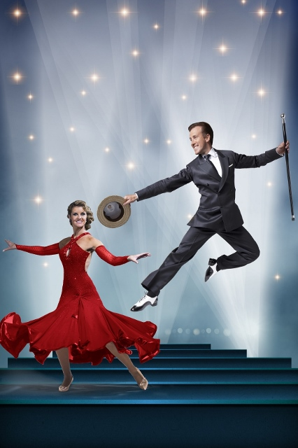 Start Your Valentine Weekend With Strictly Stars