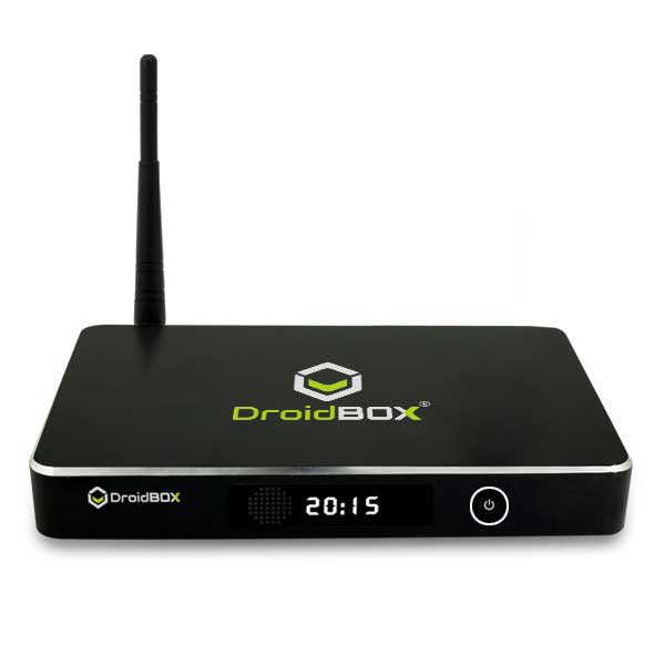 DroidBox T8-S Plus Review
