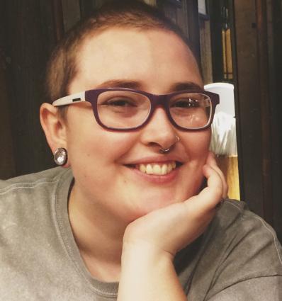 I'm 21, a blogger, artist and a full-time carer