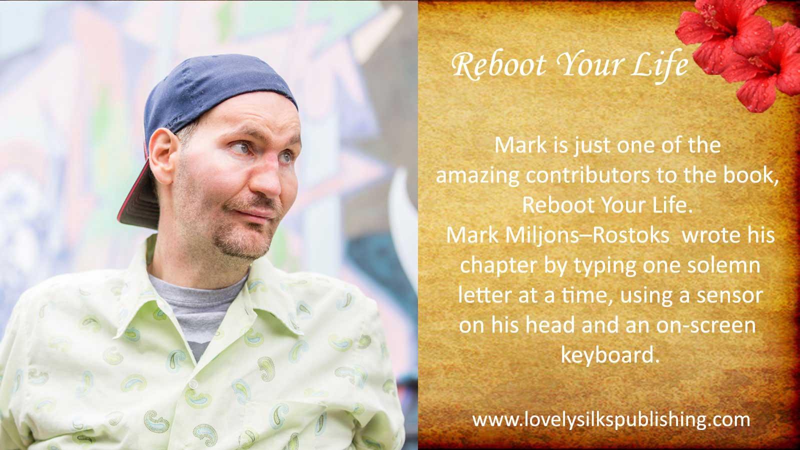 Amazing Entrepreneurs : Mark Miljons –Rostoks