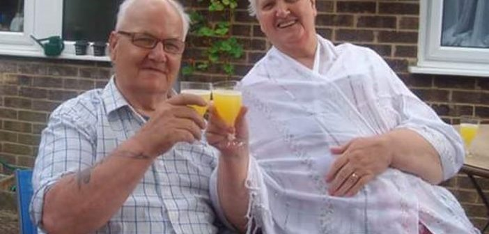 Family puts best foot forward in memory of Stedham Grandfather