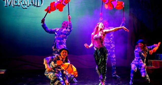 Review – The Little Mermaid – Tunbridge Wells