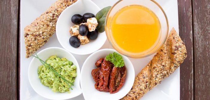 5 healthy foods