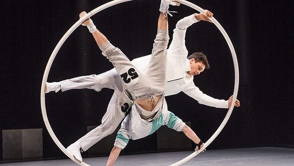 Summer of Circus Festival Opens in Worthing