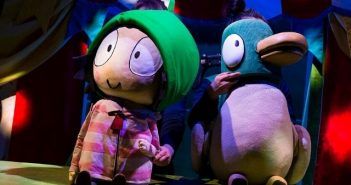 Bank Holiday Fun with Sarah & Duck in Eastbourne