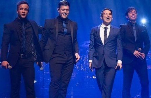 Review – Saturday Night at the Movies, Joe McElderry and friends – Crawley