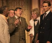 Review – One Man, Two Guvnors – Eastbourne