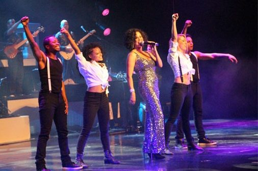 Review – The Whitney Houston Show – Eastbourne