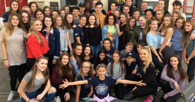 West End Star Helps Local Theatre Group Achieve Fame