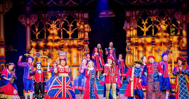 Review – Dick Whittington and his Cat – Eastbourne