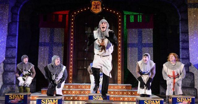 Review – Monty Python's Spamalot – Devonshire Park, Eastbourne