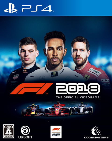 F1 2018 PS4 Review